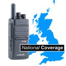 Hire CP300 Nationwide Radio