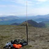 Event Hire - Radio Coverage in Mountains