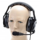 Passive Comms Ear-Defenders for any radio.