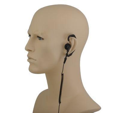 H-25 | Listen Only Hook Shaped Earpiece 2.5mm plug