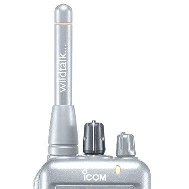 KNOB-CHN-F25 | Channel Knob  IC-F25, IC-F15, IC-F25SR