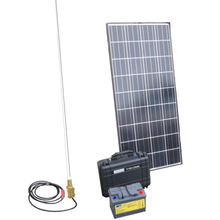 Solar Powered Repeater