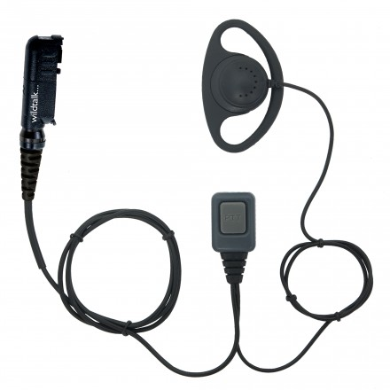 D shape for Motorola DP2400 and DP2600