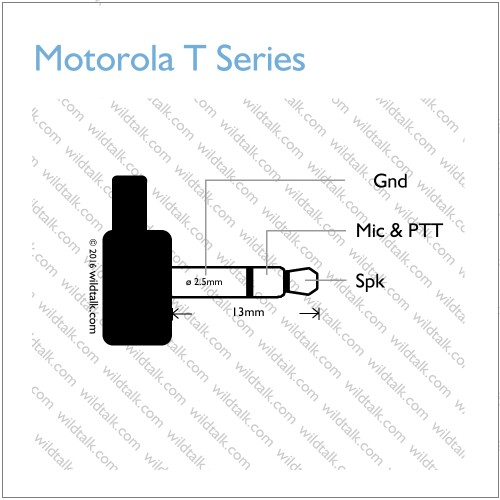 motorola talkabout t series wiring data