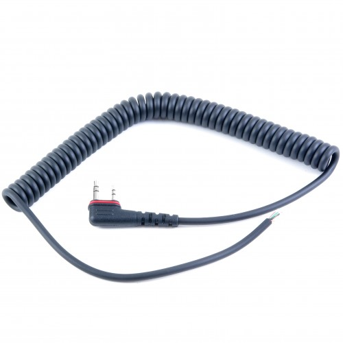 CURLY-IP   Icom IP100 Curly Cable