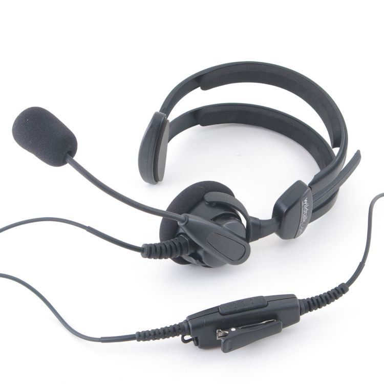 b96dd428010 OBT1-M   Lightweight Headset Motorola 2 pin   Wildtalk