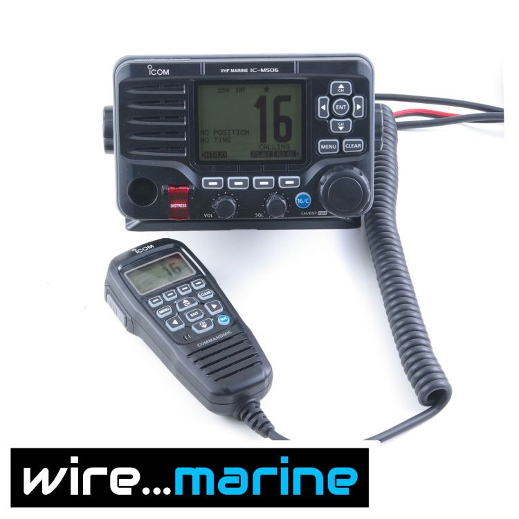 ic-m506 icom intercom